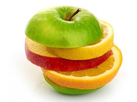 Qué fruta tallamos