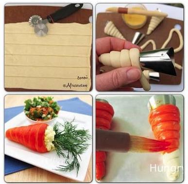 Fruta tallada para eventos y catering mesas de postres bodas for Astuce moucherons cuisine